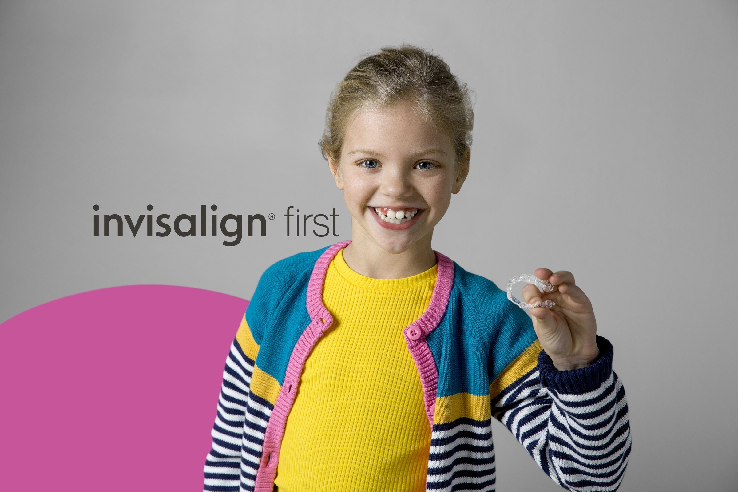 Invisalign Firtst, Oliver Coll