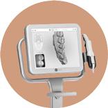 Escaner intraoral en Oliver Coll